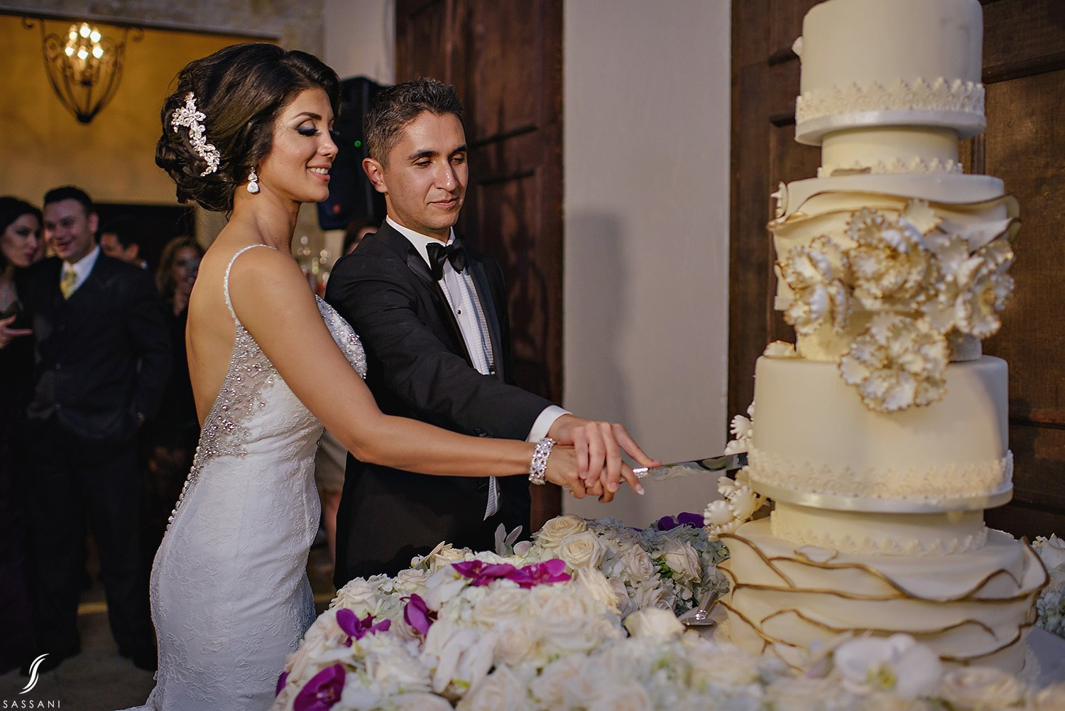 persian wedding cake recipe golnaz amp farzad bell tower on 34th wedding 18205